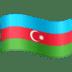 🇦🇿 flag: Azerbaijan Emoji on Facebook Platform