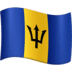 🇧🇧 flag: Barbados Emoji on Facebook Platform