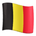 🇧🇪 flag: Belgium Emoji on Facebook Platform