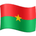 🇧🇫 flag: Burkina Faso Emoji on Facebook Platform
