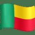 🇧🇯 flag: Benin Emoji on Facebook Platform