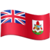 🇧🇲 flag: Bermuda Emoji on Facebook Platform