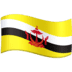 🇧🇳 flag: Brunei Emoji on Facebook Platform