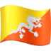 🇧🇹 flag: Bhutan Emoji on Facebook Platform
