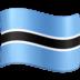 🇧🇼 flag: Botswana Emoji on Facebook Platform
