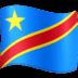 🇨🇩 flag: Congo – Kinshasa Emoji on Facebook Platform