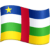 🇨🇫 flag: Central African Republic Emoji on Facebook Platform