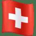 🇨🇭 flag: Switzerland Emoji on Facebook Platform