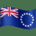 🇨🇰 flag: Cook Islands Emoji on Facebook Platform