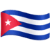 🇨🇺 flag: Cuba Emoji on Facebook Platform