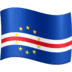 🇨🇻 flag: Cape Verde Emoji on Facebook Platform