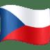 🇨🇿 flag: Czechia Emoji on Facebook Platform