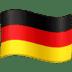 🇩🇪 flag: Germany Emoji on Facebook Platform