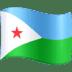 🇩🇯 flag: Djibouti Emoji on Facebook Platform