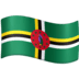 🇩🇲 flag: Dominica Emoji on Facebook Platform