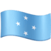🇫🇲 flag: Micronesia Emoji on Facebook Platform