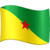 🇬🇫 French Guiana Flag Emoji on Facebook Platform