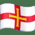 🇬🇬 flag: Guernsey Emoji on Facebook Platform