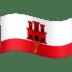🇬🇮 flag: Gibraltar Emoji on Facebook Platform