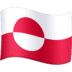 🇬🇱 Greenland Flag Emoji on Facebook Platform