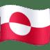🇬🇱 flag: Greenland Emoji on Facebook Platform