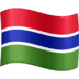 🇬🇲 flag: Gambia Emoji on Facebook Platform