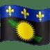 🇬🇵 flag: Guadeloupe Emoji on Facebook Platform