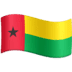 🇬🇼 flag: Guinea-Bissau Emoji on Facebook Platform