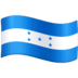 🇭🇳 flag: Honduras Emoji on Facebook Platform