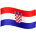 🇭🇷 flag: Croatia Emoji on Facebook Platform