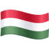 🇭🇺 Hungary Flag Emoji on Facebook Platform
