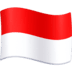 🇮🇩 Indonesia Flag Emoji on Facebook Platform