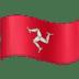 🇮🇲 flag: Isle of Man Emoji on Facebook Platform