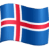 🇮🇸 flag: Iceland Emoji on Facebook Platform