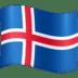 🇮🇸 flag: Iceland Emoji on Facebook Platform