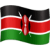 🇰🇪 flag: Kenya Emoji on Facebook Platform