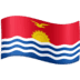 🇰🇮 flag: Kiribati Emoji on Facebook Platform