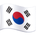 🇰🇷 flag: South Korea Emoji on Facebook Platform