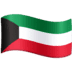 🇰🇼 flag: Kuwait Emoji on Facebook Platform