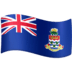 🇰🇾 flag: Cayman Islands Emoji on Facebook Platform