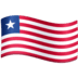 🇱🇷 flag: Liberia Emoji on Facebook Platform