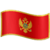 🇲🇪 flag: Montenegro Emoji on Facebook Platform