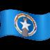 🇲🇵 flag: Northern Mariana Islands Emoji on Facebook Platform