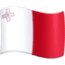 🇲🇹 flag: Malta Emoji on Facebook Platform