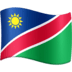 🇳🇦 flag: Namibia Emoji on Facebook Platform