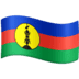 🇳🇨 flag: New Caledonia Emoji on Facebook Platform