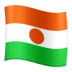 🇳🇪 flag: Niger Emoji on Facebook Platform