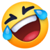 🤣 Faccina ROFL Emoji sulla Piattaforma Facebook