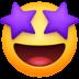 🤩 star-struck Emoji on Facebook Platform