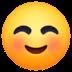 ☺️ Smiling Face Emoji on Facebook Platform